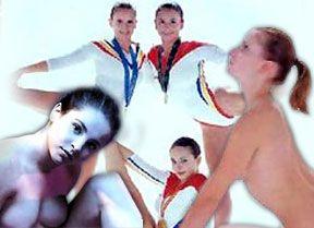 Чемпионок накажут за спортивное порно