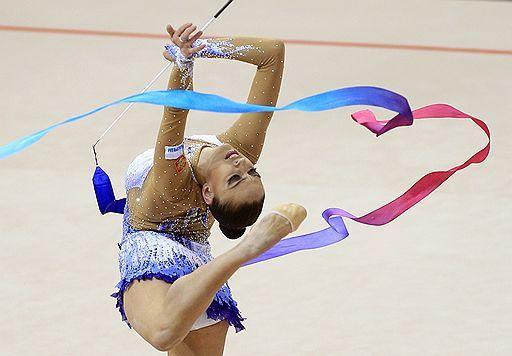 Чемпионат Европы по художественной гимнастике