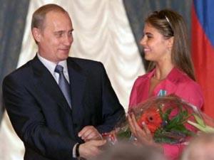 Третья дочь Путина?