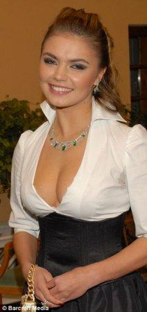Алина Кабаева: «Сейчас меня начнут обвинять..»