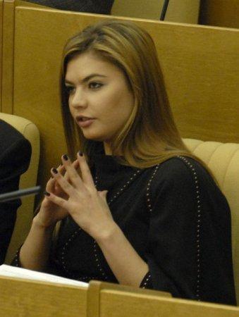 Праздник Алины Кабаевой: «Мне хочется выйти замуж!»