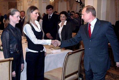 Кабаева родила очередного ребенка для Путина
