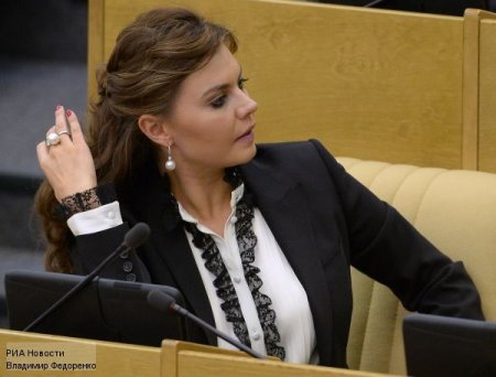 Путь фаворитки. Почему Кабаева — самая успешная женщина России