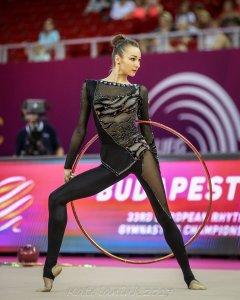 На Гран-при по художественной гимнастике во Франции украинки завоевали две награды