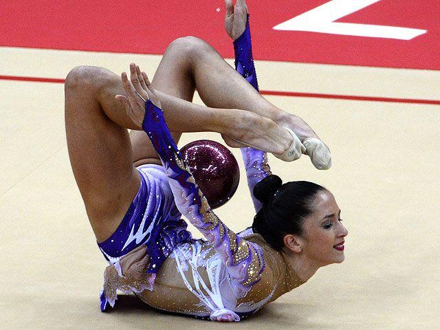 Чемпионы олимпиады по художественной гимнастике