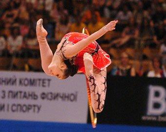 Алина Кабаева возвращается в большой спорт